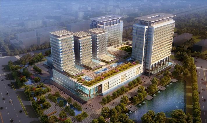 北京中医药大学东直门医院监控工程项目案例