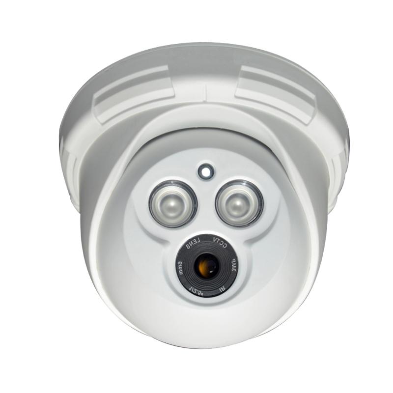 超长存储网络高清半球摄像机-HP828-2D