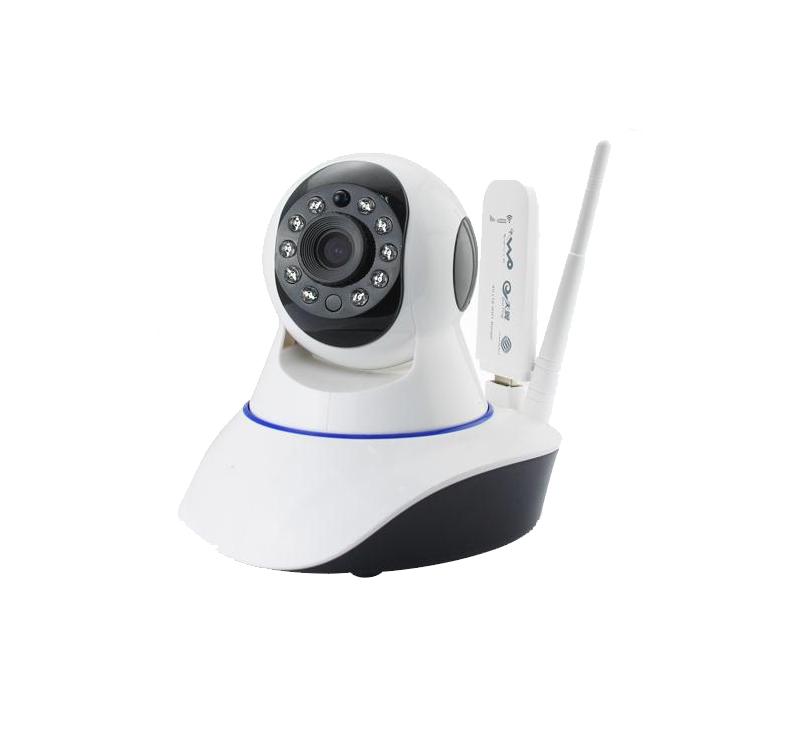 4G3G高清网络监控摄像机-ZU