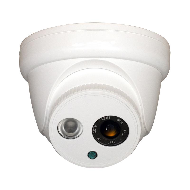 网络半球摄像机-HP822-D