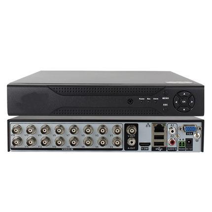 16路模拟硬盘录像机
